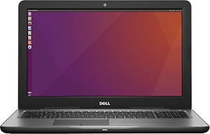 Dell Inspiron Core i3 6th Gen - (4 GB/1 TB HDD/Linux) 5567 Laptop (15.6 inch, Black, 2.36 kg) price in India.