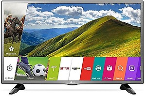 LG 80 cm (32 inches) 32LJ573D HD Ready LED Smart TV