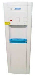 Blue Star Hot, Cold And Normal Water Dispenser with non cooling cabinet (Storage cabinet) price in India.