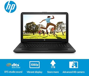 HP Core i3 5th Gen - (4 GB/1 TB HDD/DOS/2 GB Graphics) 15-be004TX Laptop (15.6 inch, Jack Black, 2.19 kg) price in India.