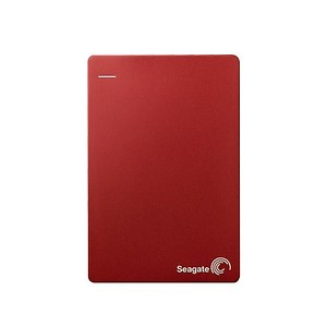 Seagate Backup Plus Slim 2TB USB 3.0 Portable External Hard Drive with Mobile Device Backup (Rose Gold) price in India.
