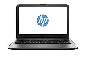 HP 15-AY019TU 15.6-inch Laptop (Core i3 5005U/4GB/1TB/DOS/Intel HD Graphics)Natural Silver price in India.