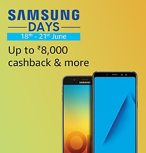 Samsung Days 18th - 21st June