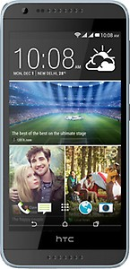 HTC Desire 620G 8GB (Grey) price in India.