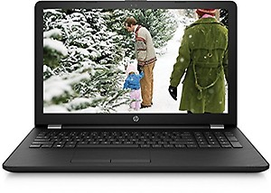 HP 15-BS580TX 2017 15.6-inch Laptop (6th Gen Core i3-6006U/8GB/1TB/Windows 10/2GB AMD 520 Graphics), Sparkling Black price in India.