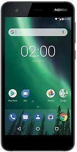 Nokia 2 (Pewter/Black) price in India.