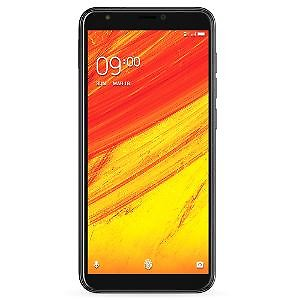 Lava Z91 (Blue, Full View Display) with Offers price in India.