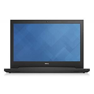 Dell Inspiron 3541 (Notebook) (Apu Dual Core E1/ 2Gb/ 500Gb/ Win8.1) (X560161In9) (15.6 Inch, Black) price in India.