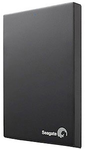 Seagate 2TB Expansion Portable External Hard Drive (Black) - STEA2000400 price in India.