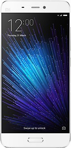 Mi 5 32 GB (White) price in India.