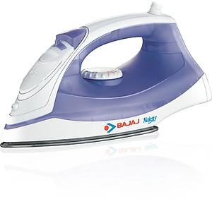 Bajaj Majesty MX 3 1250-Watt Steam Iron Rs.719 @amazon