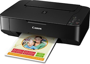 Canon E510 Colour Multifunction Inkjet Printer price in India.