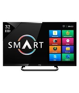 VU Technologies P LTD Vu 32S7545 80 cm ( 32 )Smart HD (HDR) LED Television price in India.