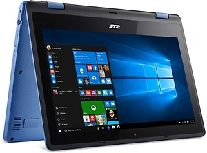 Acer Aspire R11 Pentium Quad Core - (4 GB/500 GB HDD/Windows 10 Home) R3-131T-P9J9/r3-131t-p71c 2 in 1 Laptop price in India.