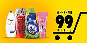 Rs.99 Store @Amazon Pantry