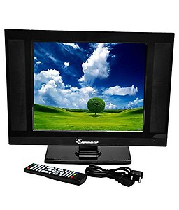 Lappymaster 43.2 cm (17 inches) LMLED-018 HD Ready LED TV (Black) price in India.