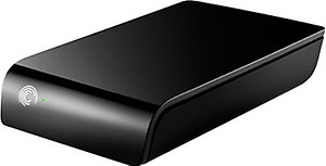 Seagate Expansion 2TB External Hard Drive (Black) price in India.