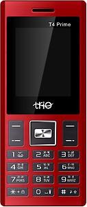 Trio T4 Prime (Dual Sim, 1.8 Inch, 1000 Mah Battery, Wireless FM, Blue-Black) price in India.