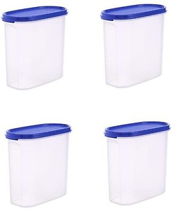 Tupperware OVAL #3  - 1700 ml Polypropylene Grocery Container