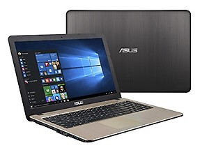 Asus X540LA-XX538T (Core i3-5th Gen/4 GB/1 TB/15.6 /Win10/1Yr Warranty) Chocolate Brown price in India.