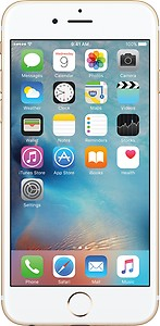 Apple iPhone 6s (Silver, 16GB) price in India.