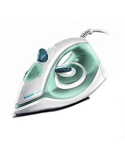 Philips GC1903 Steam Iron (White and Green) price in India.