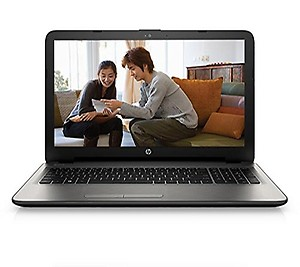 HP 15-ac118TU Notebook (Intel Pentium- 4GB RAM- 500GB HDD- 39.62 cm (15.6)- DOS) (Silver) price in India.