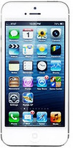 Apple iPhone 5 (White, 16 GB) price in India.