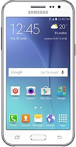 Samsung Galaxy J2 4G DUOS (Gold, 8GB) price in India.