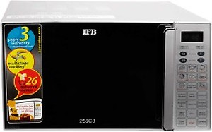 IFB 20 L Convection Microwave Oven (20SC2, Silver) price in India.