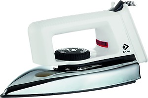Bajaj Popular Plus 750-Watt Light Weight Dry Iron price in India.
