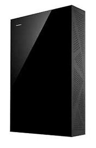 Seagate 5 TB Wired External Hard Disk Drive (Black, External Power Required) price in India.