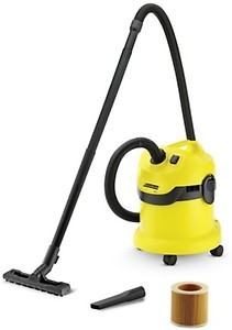 Karcher WD3 Wet & Dry Cleaner (Yellow, Black) price in India.