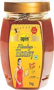 Apis Himalaya Honey, 1kg each (Buy 1 Get 1 Free)