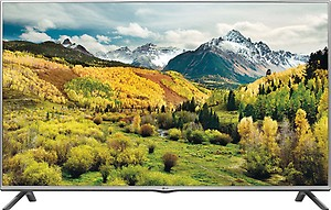 LG 42LF553A 106cm (42 inches) Full HD LED TV (Black) price in India.