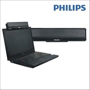 Philips SPA75 Portable Speakers (Black)