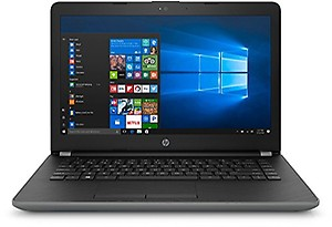 HP 14 14q-bu006TU Notebook Core i3 (6th Generation) 4 GB 35.56cm(14) Windows 10 Home without MS Office Not Applicable Grey price in India.