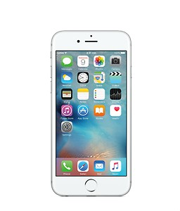 Apple iPhone 6s Plus (Silver, 16GB) Mobile Phone price in India.