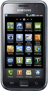Samsung Galaxy S i9000 Mobile Phone price in India.