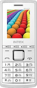 Intex Eco Beats (Dual SIM, Black-Grey) price in India.