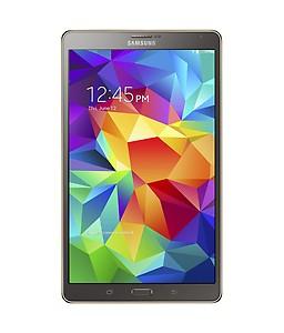 Samsung Galaxy Tab S T805 Tablet Titanium Bronze price in India.