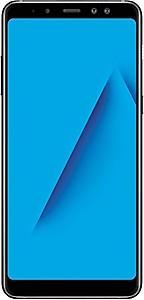 Samsung Galaxy A8+ (Black, 6GB RAM + 64GB Memory) price in India.