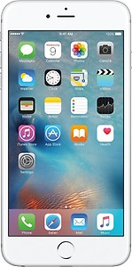 Apple iPhone 6S 32 GB Silver price in India.