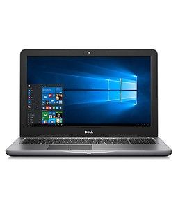 Dell Inspiron Inspiron 5567 Notebook Core i5 (7th Generation) 8 GB 39.62cm(15.6) Linux/Ubuntu 2 GB Black price in India.