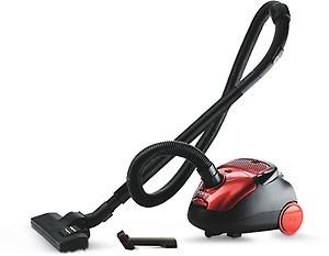 Eureka Forbes Trendy Zip 1000-Watt Vacuum Cleaner (Black/Red) price in India.