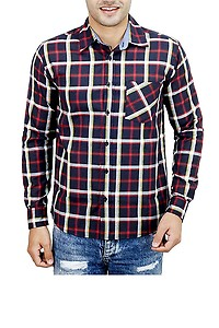 Men's Cotton Casual Shirt At Rs.199