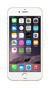 Apple iPhone 6 16GB - (6 months Brand Warranty) price in India.