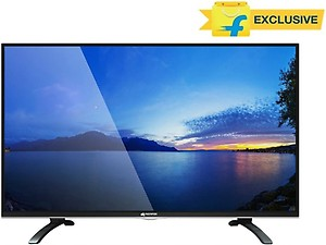Micromax 101.6 cm (40 inches) Canvas S-40 Full HD LED Smart TV (Black) price in India.