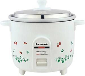 Panasonic SR-WA10 450-Watt Automatic Cooker without Warmer (White) price in India.