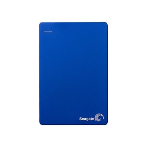 Seagate Backup Plus Slim 1TB Portable External Hard Drive with Mobile Device Backup (Black) price in India.